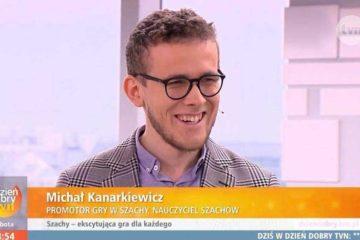 Michał Kanarkiewicz w dzień dobry TVN!
