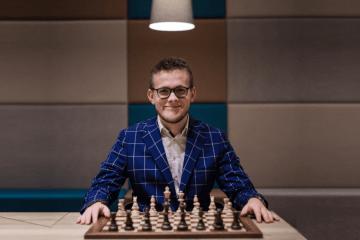 Michał Kanarkiewicz, gra w szachy